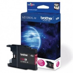 Brother LC1280XL-M magenta Cartouche d'encre d'origine