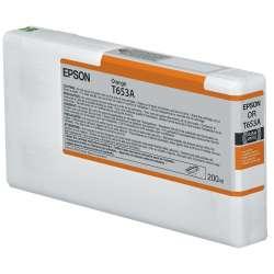 Epson T653A Orange Cartouche d'encre d'origine