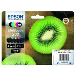 Epson 202 Multipack noir couleur - Cartouches d'encre d'origine