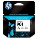 HP 901 Cartouche d'encre cyan, magenta, jaune (CC656AE)