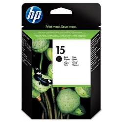 HP 15 noir Cartouche d'encre d'origine 500 pages