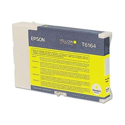 Epson T6164 jaune Cartouche d'encre d'origine au meilleur au prix sur promos-boutique.com