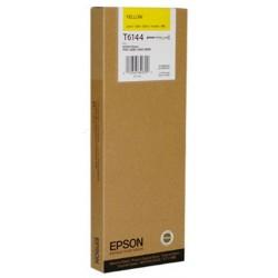 Epson T6144 jaune Cartouche d'encre d'origine