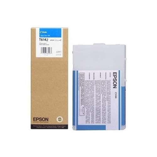 Epson T6142 cyan Cartouche d'encre d'origine au meilleur au prix sur promos-boutique.com