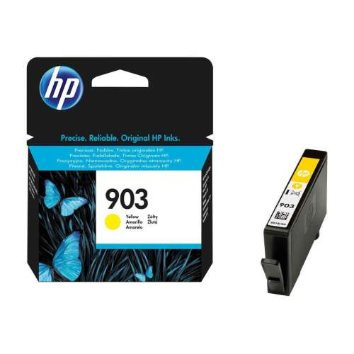 HP 903 jaune cartouche d'encre pour Imprimante HP Officejet 6950, HP Officejet PRO 6960 6970
