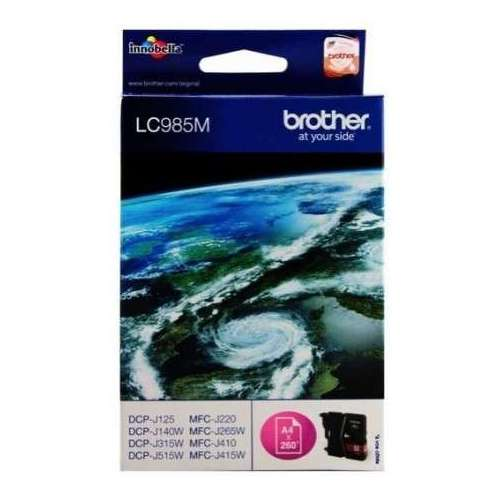 Brother LC985M magenta Cartouche d'encre d'origine