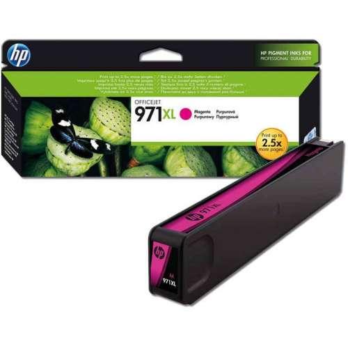 HP 971XL magenta Cartouche d'encre d'origine Grande Capacité