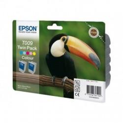 Epson T009 Twin pack jaune, cyan, magenta, magenta clair, cyan clair
