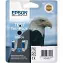 Epson T007 Twin pack noir Cartouches d'encre d'origine