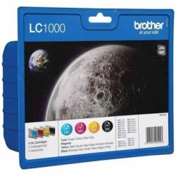 Brother LC1000 Cartouches d'encre d'origine au prix le moins cher sur promos-boutique.com