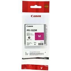 Canon LUCIA PFI-102 M magenta Cartouche d'encre d'origine