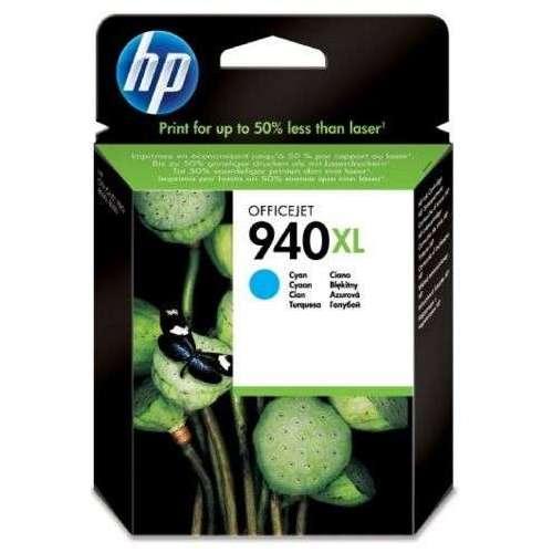 HP 940XL cyan Cartouche d'encre Grande Capacité