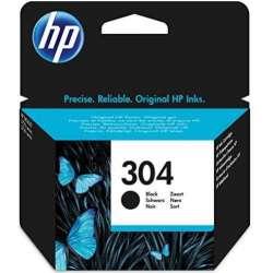 HP 304 noir Cartouche d'encre d'origine