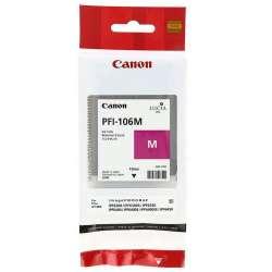 Canon LUCIA PFI-106M magenta Cartouche d'encre d'origine au meilleur au prix sur promos-boutique.com