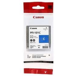 Canon LUCIA PFI-101C Cyan Réservoir d'encre d'origine