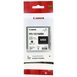 Canon LUCIA PFI-101MBK Mat black Réservoir d'encre d'origine