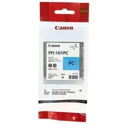 Canon LUCIA PFI-101PC Photo Cyan Réservoir d'encre d'origine