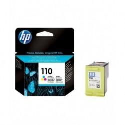 HP 110 tricolore Cartouche d'encre au prix le moins cher sur promos-boutique.com