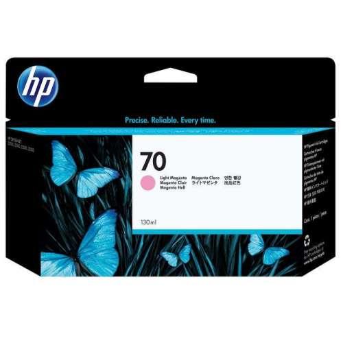 HP 70 magenta clair Cartouche d'encre d'origine - C9455A au meilleur au prix sur promos-boutique.com