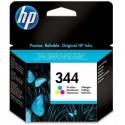 HP 344 Cartouche d'encre Trois Couleurs - (C9363EE)