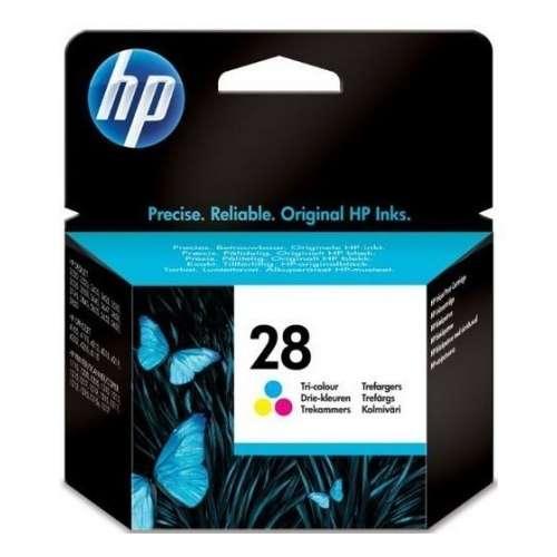 HP 28 Cartouche d'encre d'origine au prix le plus bas sur promos-boutique.com
