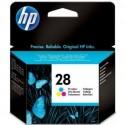 HP 28 Cartouche d'encre d'origine - Cyan/Magenta/Jaune - 240 pages