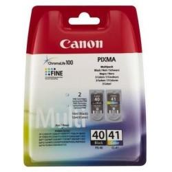 Canon PG 40 / CL-41 Multi Pack noir couleur