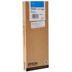 Epson T6062 Cartouche d'encre d'origine cyan