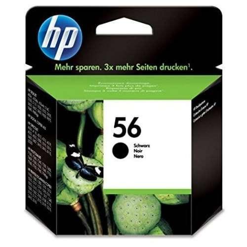 HP 56 Noir Cartouche d'Encre (C6656AE)