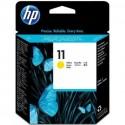 HP 11 jaune Tête d'impression