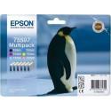 Epson Multipack T5597 noir, couleur