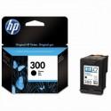 HP 300 noir Cartouche d'encre d'origine CC640EE
