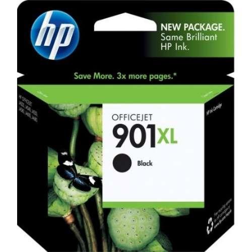 HP 901XL noir Cartouche d'encre Grande Capacité CC654AE