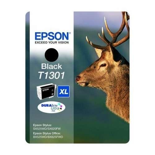 Epson T1301 noir Cartouche d'Encre - 25,4 ml