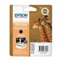 Epson T0711H noir Twin Pack Cartouches d'encre d'origine haute capacité