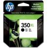 HP 350XL noir Cartouche d'encre Grande Capacité (CB336EE)
