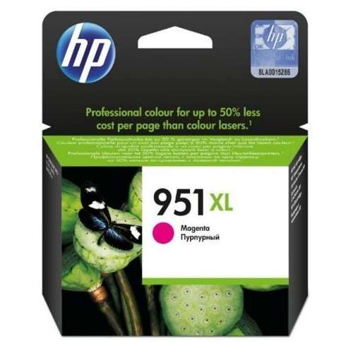 HP 951XL magenta Cartouche d'encre Grande Capacité (CN047AE)