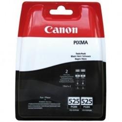 Canon PGBK-525 noir Twin Pack Cartouche d'encre d'origine