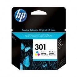 HP 301 cyan, magenta, jaune Cartouche d'encre d'origine