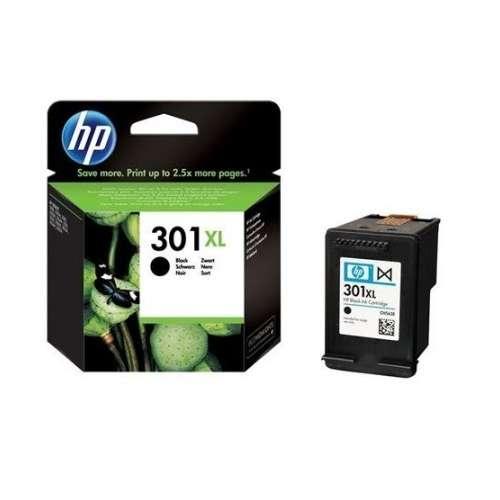 HP 301XL noir Cartouche d'encre d'origine