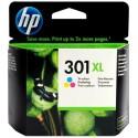 HP 301XL couleur Cartouche d'encre d'origine