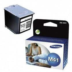 Samsung INK-M41 noir Cartouche d'encre d'origine
